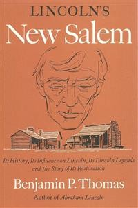Cover Lincoln's New Salem