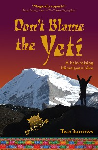 Cover Don't Blame the Yeti