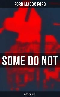 Cover Some Do Not (Historical Novel)