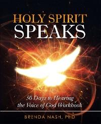 Cover Holy Spirit Speaks