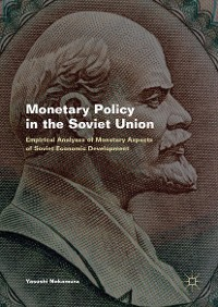 Cover Monetary Policy in the Soviet Union
