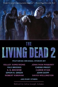 Cover The Living Dead 2