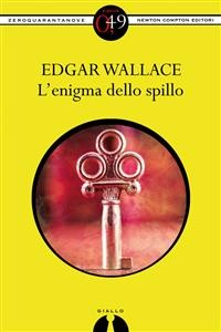 Cover L'enigma dello spillo