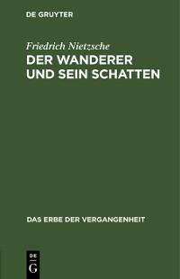 Cover Der Wanderer und sein Schatten