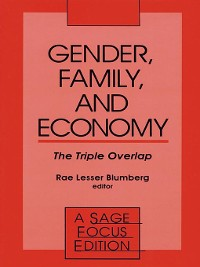 Cover Gender, Family and Economy