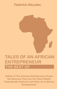 Cover Tales of an African Entrepreneur