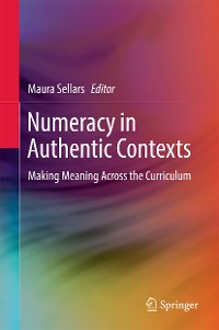 Cover Numeracy in Authentic Contexts