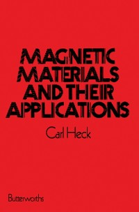 Cover Magnetic Materials and Their Applications