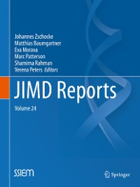 Cover JIMD Reports, Volume 24