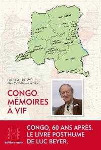 Cover Congo. Mémoires à vif
