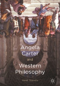 Cover Angela Carter and Western Philosophy