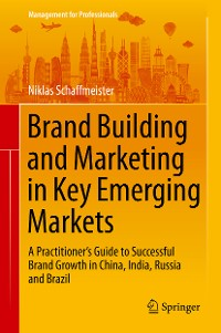 Cover Brand Building and Marketing in Key Emerging Markets