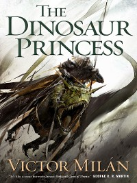 Cover The Dinosaur Princess