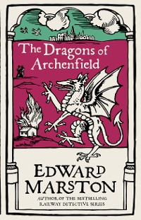 Cover The Dragons of Archenfield
