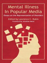 Cover Mental Illness in Popular Media