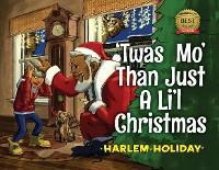 Cover 'TWAS MO' THAN JUST A LI'L CHRISTMAS