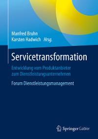 Cover Servicetransformation