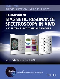 Cover Handbook of Magnetic Resonance Spectroscopy In Vivo