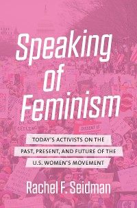 Cover Speaking of Feminism