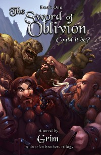 Cover The Sword Of Oblivion