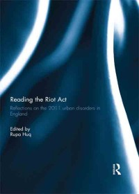 Cover Reading the Riot Act