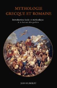 Cover Mythologie grecque et romaine