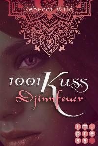 Cover 1001 Kuss: Djinnfeuer (Band 1)