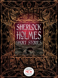 Cover Sherlock Holmes Short Stories