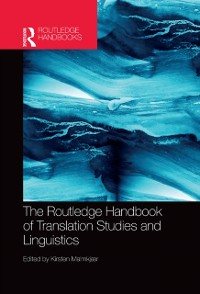 Cover Routledge Handbook of Translation Studies and Linguistics
