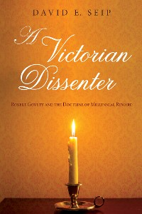 Cover A Victorian Dissenter