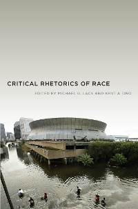 Cover Critical Rhetorics of Race