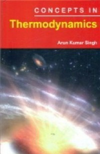 Cover Concepts In Thermodynamics