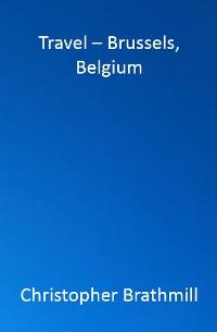 Cover Travel -- Brussels, Belgium