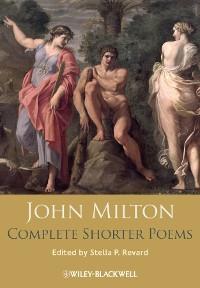 Cover John Milton Complete Shorter Poems