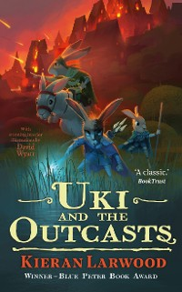 Cover Uki and the Outcasts