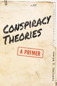 Cover Conspiracy Theories