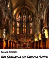 Cover Das Geheimnis der Qumran-Rollen