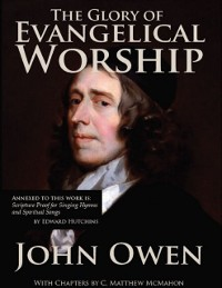 Cover Glory of Evangelical Worship