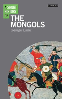Cover Short History of the Mongols