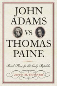 Cover John Adams vs Thomas Paine