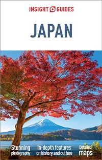 Cover Insight Guides Japan (Travel Guide eBook)