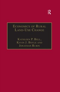 Cover Economics of Rural Land-Use Change