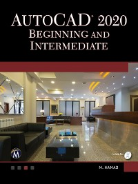Cover AutoCAD 2020 Beginning and Intermediate