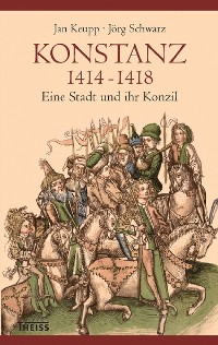 Cover Konstanz 1414-1418
