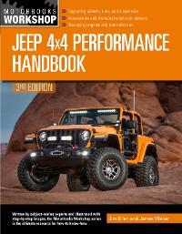 Cover Jeep 4x4 Performance Handbook, 3rd Edition