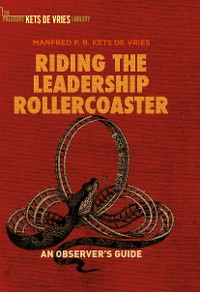 Cover Riding the Leadership Rollercoaster