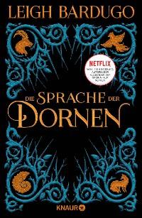 Cover Die Sprache der Dornen