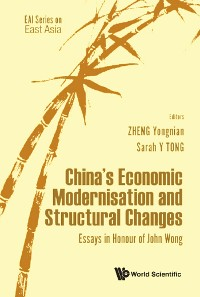 Cover China's Economic Modernisation and Structural Changes