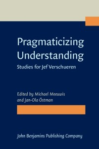 Cover Pragmaticizing Understanding