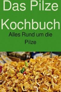 Cover Das Pilze Kochbuch